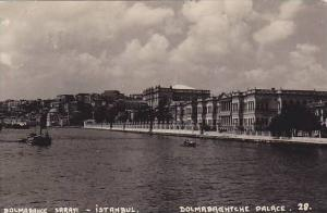 RP, Dolmabaghtche Palace, Dolmabahce Sarayi, Istanbul, Turkey, 1920-1940s