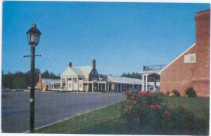 Colony Motel on Page Street in Williamsburg Virginia VA