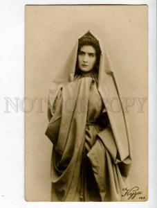 260647 Efrosinya CUZA Russian OPERA Star SINGER vintage PHOTO