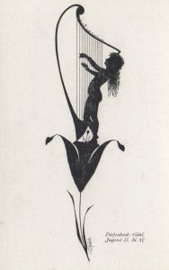 DIEFENBACH : Fantasy Silhouette , 00-10s ; Jugend II Bl. 37
