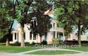 Eisenhower Home & Museum Abilene, KS, USA Unused