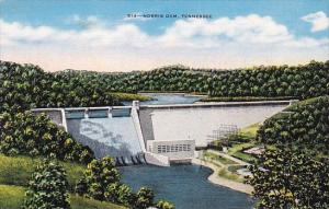 Tennessee Norris Dam
