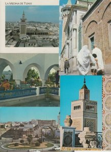 TUNISIA TUNISIE AFRICA 78 CPM (mostly 1960-1990)