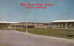 New Senior High School, Classic Car, KEARNEY, Nebraska, PU-1963