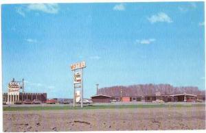 Saratoga Travel Inn, #2 Highway South Edmonton, Alberta, AB, Canada,  Chrome
