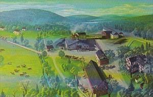 Hopewell Villeage National Historic Site Birdsboro Pennsylvania
