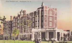 Pine Needles Inn , PINEHURST , North Carolina , 00-10s
