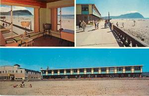 Ocean Front Motel Seaside Oregon OR, 50 First Ave.