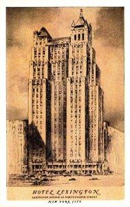 New York City Hotel Lexington