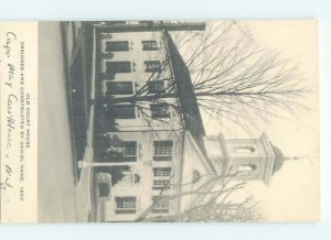 1920's COURTHOUSE SCENE Cape May - Near Wildwood & Vineland New Jersey NJ AF0287