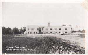 RP: PORCUPINE PLAIN, Saskatchewan , Canada , 30-40s ; Union Hospital