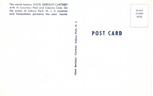 US    PC3653  HOTEL BERKELEY-CARTERET, ASBURY PARK, NJ