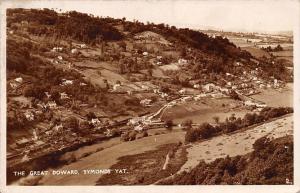 England Symonds Yat The Great Doward, real photograph