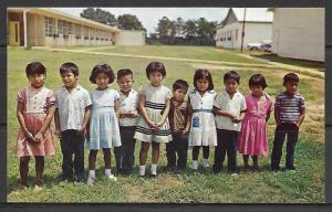 Native American Ten Little Choctaw Indians - [MX-117]