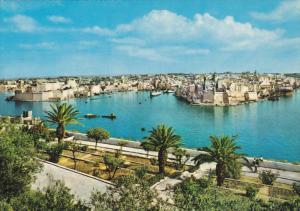 Grand Harbour, MALTA, 50-70´s