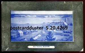 4269 - BAGOTVILLE Quebec Postcard 1910s Rue Victoria