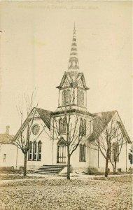Bangor Michigan Congregational Church C-1911 RPPC Photo Postcard 20-13272