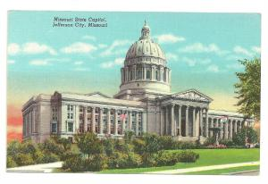 Missouri State Capital, Jefferson City, Missouri