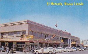 El Mercado , NUEVO LAREDO , Mexico , PU-1968
