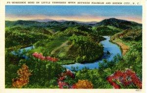 NC - Tennessee River, Horseshoe Bend