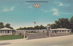 NASHVILLE , Tennessee , 30-40s ; Drake Hotel Courts