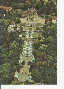 Postal 014351: Templo de Bom Jesus en Braga, Portugal
