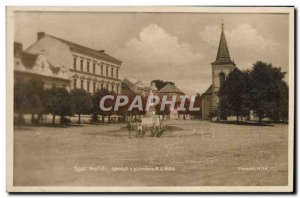 Old Postcard Spal Potici
