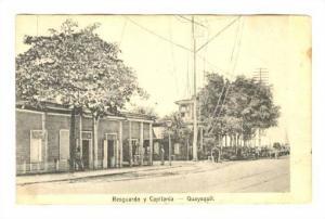 Resguardo y Capitania - Guayaquil , Ecuador , 00-10s