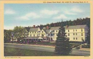 North Carolina Blowing Rock Green Park Hotel Alt 4000 Feet
