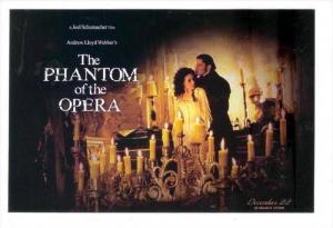 ADV: Phantom of the OPERA , movie, Andrew Lloyd Webber, 2002 #1