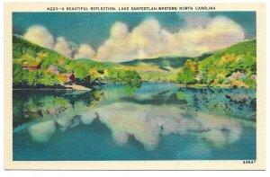Lake Santeetlah, NC - A Beautiful Reflection