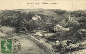 CPA Cancale - Le Vallon de Port-Briac (112012)