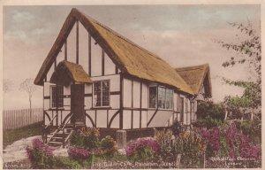 RAINHAM, Kent, England, 1900-1910's; The Tudor Cafe