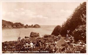 Guernsey, Moulin Huet from the Tea Gardens, Best Wishes!