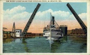 New Market Street Bridge Wilmington DE Unused