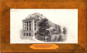 Michigan Battle Creek Sanitarium