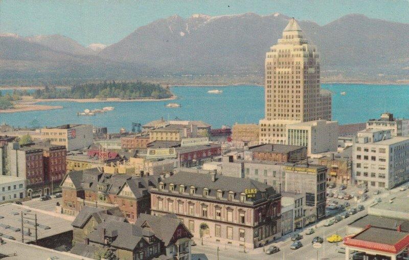 VANCOUVER , B.C. ,1950-60s