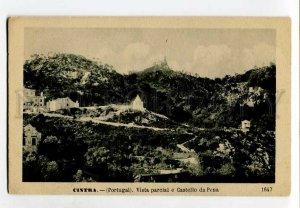 3138259 Portugal CINTRA SINTRA Vista parcial & Castello da Pena