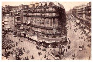 France Marseille  Rue de la Republique