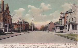 New Jersey Camden Cooper Street Looking West From 9th Street 1906