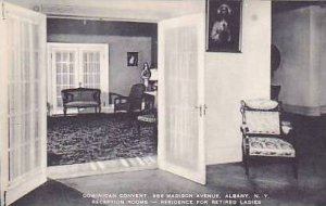 New York Albany Dominican Convent Reception Rooms Artvue