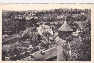 Belgium Neufchateau Panorama 1963