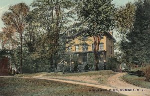 SUMMIT, New Jersey, 1900-1910s; Highland Club