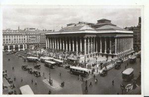 France Postcard - Paris Et Ses Merveilles - The Stock Exchange - Ref 16546A