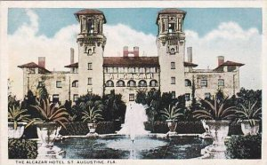 Florida Saint Augustine The Alcazar Hotel