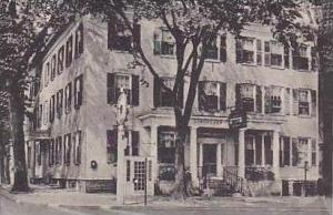 New York Cazenovia Lincklaen House A Treadway Inn Albertype