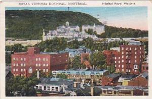Royal Victoria Hospital, Montreal, Quebec,PU-1931