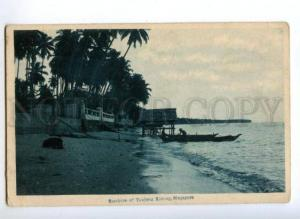 172114 SINGAPORE Seashore of Taujong Katong Vintage postcard