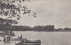 Wisconsin Eau Claire Lake Hallie Albertype