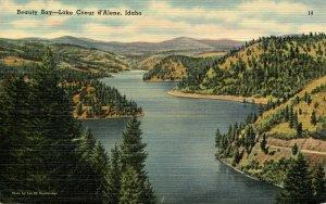 ID - Lake Coeur d'Alene, Beauty Bay